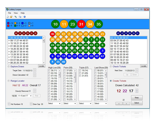 Lottery Looper Screenshot